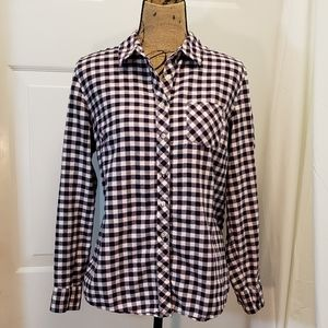 Tommy Hilfiger Flannel Top